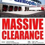 Dunlopillo Massive Warehouse Sale