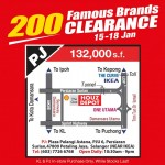 Houz Depot Clearance Sale Jan – Feb 2015