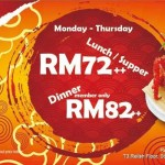 Jogoya Buffet Price from only RM72!
