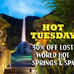 Lost World of Tambun Hot Spring Price at 50% Discount!