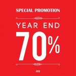 NOSE Malaysia Year End Sale Discount Up To 70% Promotion