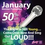 Neway Karaoke Malaysia Outlet Promotion 2015