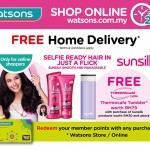 Sunsilk Malaysia Promotion 2015: FREE Thermocafe Tumbler Giveaway