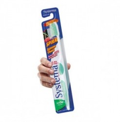 FREE Systema SPIRAL Toothbrush Giveaway