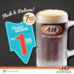 A&W Malaysia Outlets Promotion