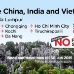 AirAsia Fly to China, India, and Vietnam Sale from only RM99!