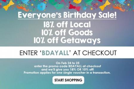 GROUPON Promo Code: Enjoy Additional 18% Discount!
