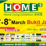 Home Living Exhibition Malaysia 2015