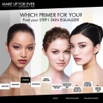 Make Up For Ever FREE Trial Samples Giveaway
