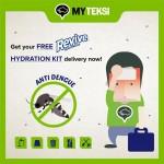 MyTeksi FREE Revive Isotonic Hydration Kit Giveaway