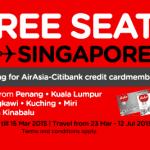 AirAsia FREE Seat Promotion!