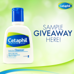 Cetaphil Gentle Skin Cleanser Samples Giveaway