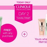 Clinique 7 Day Scrub, Pore Serum, Moisture Surge and CC Cream Giveaway!