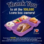 Kenny Rogers Roasters Red Hot Meal at 50% Discount!