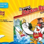 Kenny Rogers ROASTERS Chicken Run 2015: FREE Kenny's Quarter Meal!