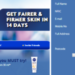 NIVEA Extra White Firming Body Serum FREE Sample Giveaway