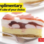 Secret Recipe FREE Slice of Cake and Long Black Coffee Giveaway