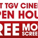 TGV Cinemas FREE Movie Screening Promotion!