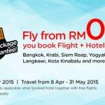 AirAsiaGo FREE Seats Promotion: Bangkok, Krabi, Siem Reap, Yogyakarta, Bandung, Langkawi, Kota Kinabalu, and more!