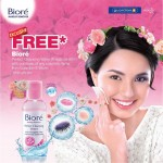Biore Perfect Cleansing Water Makeup Remover Giveaway!