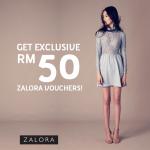 FREE Zalora Discount Code / Voucher Giveaway