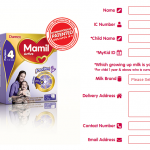 Dumex Mamil FREE Starter Kit Giveaway!