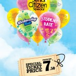 GSC Student Rate, Wednesday Rate & Senior Citizen Special: Movie Tickets from only RM7.50!