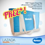 FREE Huggies Diaper Bag Giveaway