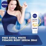 NIVEA Firming Body Serum FREE Sample Giveaway