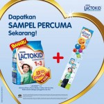 Nestlé LACTOKID FREE 150g pack and Height Chart Giveaway