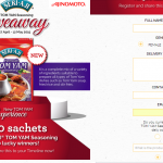 Ajinomoto Seri-Aji Tom Yam Seasoning Sample Giveaway