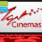TGV Cinemas Ticket Promo: 2x for Any Movie + Popcorn & Drinks for only RM36