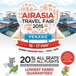 Air Asia Travel Fair 2015 Promotion