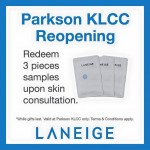 Laneige FREE Samples Giveaway