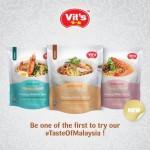 Vit's Penang Asam Laksa FREE Sample Giveaway!