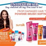 Sunsilk FREE Eplas Water Bottle Giveaway
