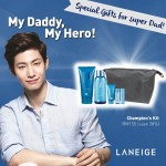 Laneige Homme FREE Gift Set Giveaway