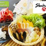 Shabu Ten: From only RM39.80 for All-You-Can-Eat Shabu Shabu Buffet for 2 People