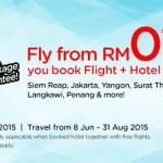 AirAsiaGo FREE Flights Promotion: Siem Reap, Jakarta, Yangon, Surat Thani, Singapore, Langkawi, Penang and more!