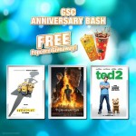 GSC FREE Popcorn Combo Giveaway!