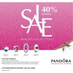 Pandora Sale: Enjoy Discount up to 40%!