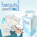 Laneige Brightening Sparkling Water Peeling Mask Giveaway for FREE!