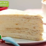 Nadeje GROUPON Cash Voucher for Mille Crepes, Cakes and more at 40% Discount!
