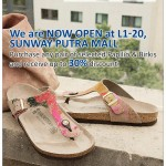 Birkenstock Malaysia Outlet Sale: Enjoy 30% Discount!