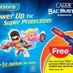 Carrie FREE Carrie Bac Buster BB3000 Water Gun Giveaway