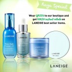 Laneige Best Seller Items at RM20 Discount!
