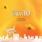 Elianto 10,000 Items at only RM10 Promotion!