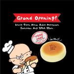 Uncle Tetsu Cheesecake Penang FREE Cheesecake Giveaway!