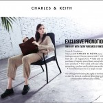 Charles & Keith Malaysia Extra RM58 Discount at ALL Stores!
