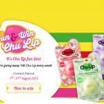 Chu Lip Lipbalm Giveaway for FREE!
